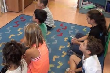 TAPS Guided Mindfulness Meditation Exercise for English Language Learners