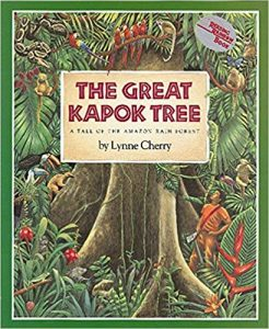 FREE The Great Kapok Tree Readers Theater for English Language Learners