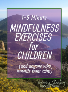 Seeking greater focus and decreased reactivity?  This blogpost contains several short and simple guided mindfulness exercises, for kids to adults looking for calm!  When we take a break to be present using guided mindfulness techniques, we increase focus, productivity and empowerment.   #mindfulness #stressreduction #classroommanagement #mindfulnessmeditation #mindfulnessforkids #mindfulnessexercises #mindfulnessforteens #mindfulnesstechniques