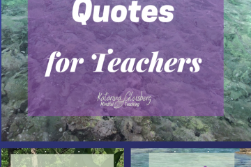 Curious about learning and teaching short, simple mindfulness practices? These mindfulness quotes help introduce mindfulness basics for students and teachers. Enjoy wisdom, freedom, and change in your life with present moment awareness practices, instead of the same ruminating thoughts (and stress). Enjoy powerful facts and affirmations to bring motivation for overall mental health and healthy relationships for children and adults! #mindfulness #mindfulnessquotes #quotes #mindfulnessforkids